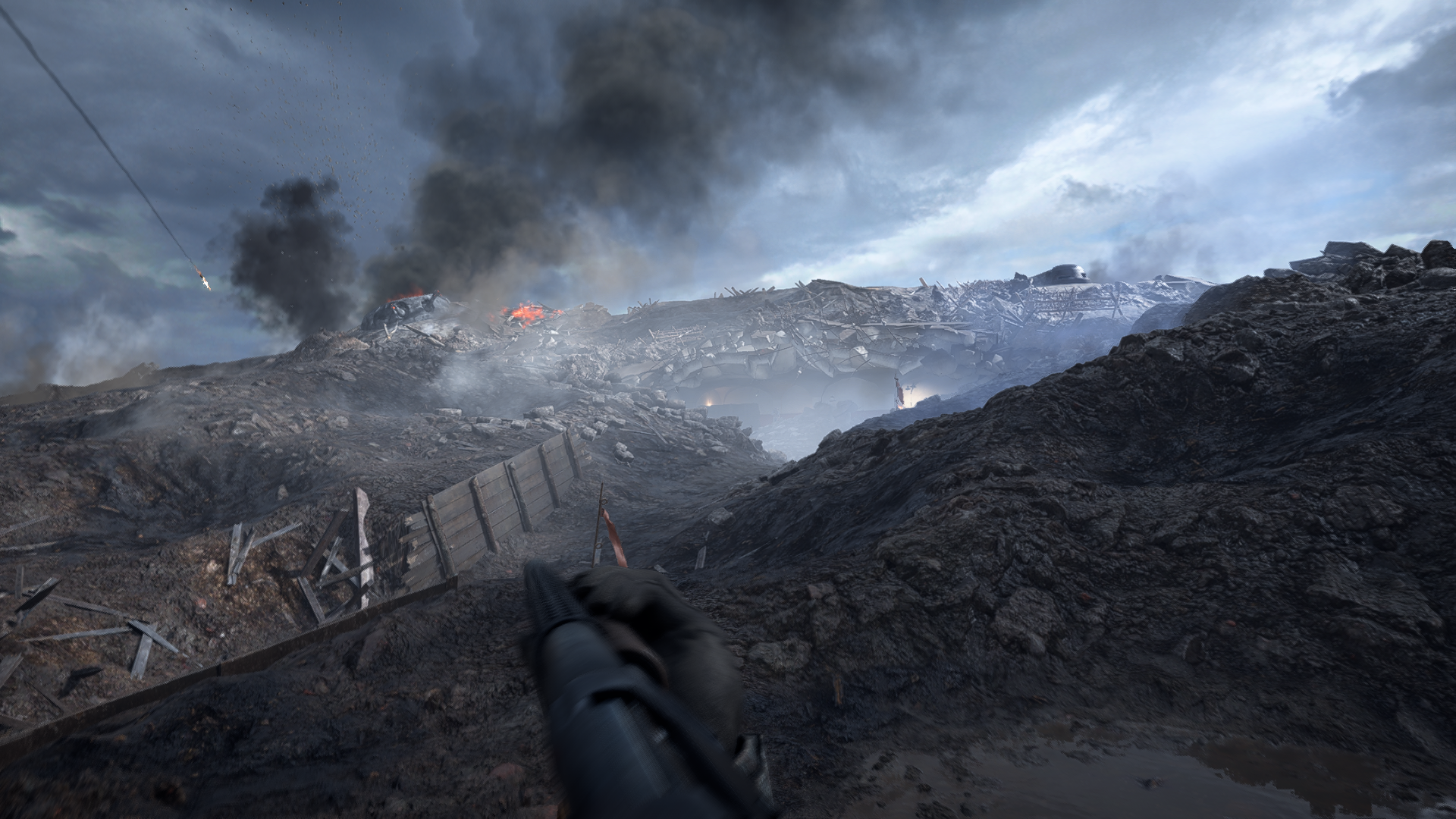 Battlefield 1: Premium Pass - čerstvé dojmy z krví promáčené Francie 140594