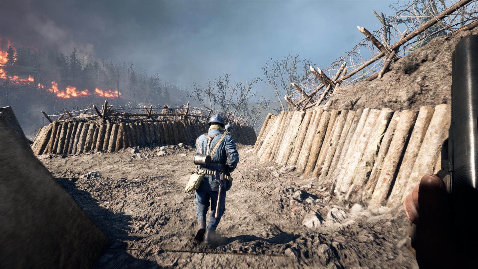 Battlefield 1: Premium Pass - čerstvé dojmy z krví promáčené Francie 140598