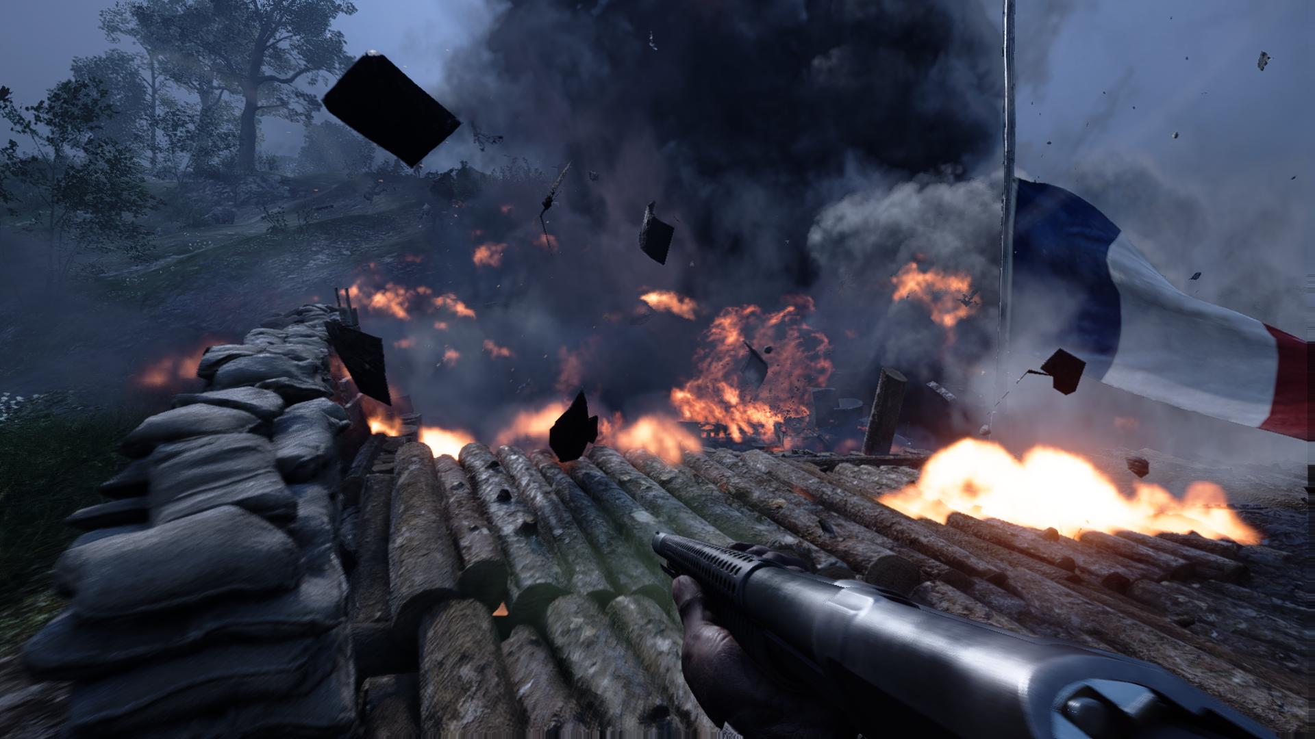 Battlefield 1: Premium Pass - čerstvé dojmy z krví promáčené Francie 140599