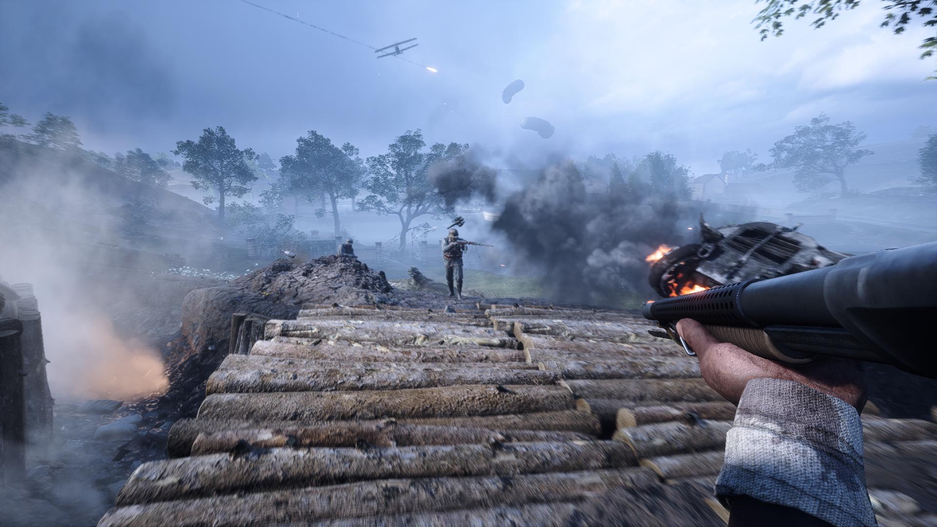 Battlefield 1: Premium Pass - čerstvé dojmy z krví promáčené Francie 140605