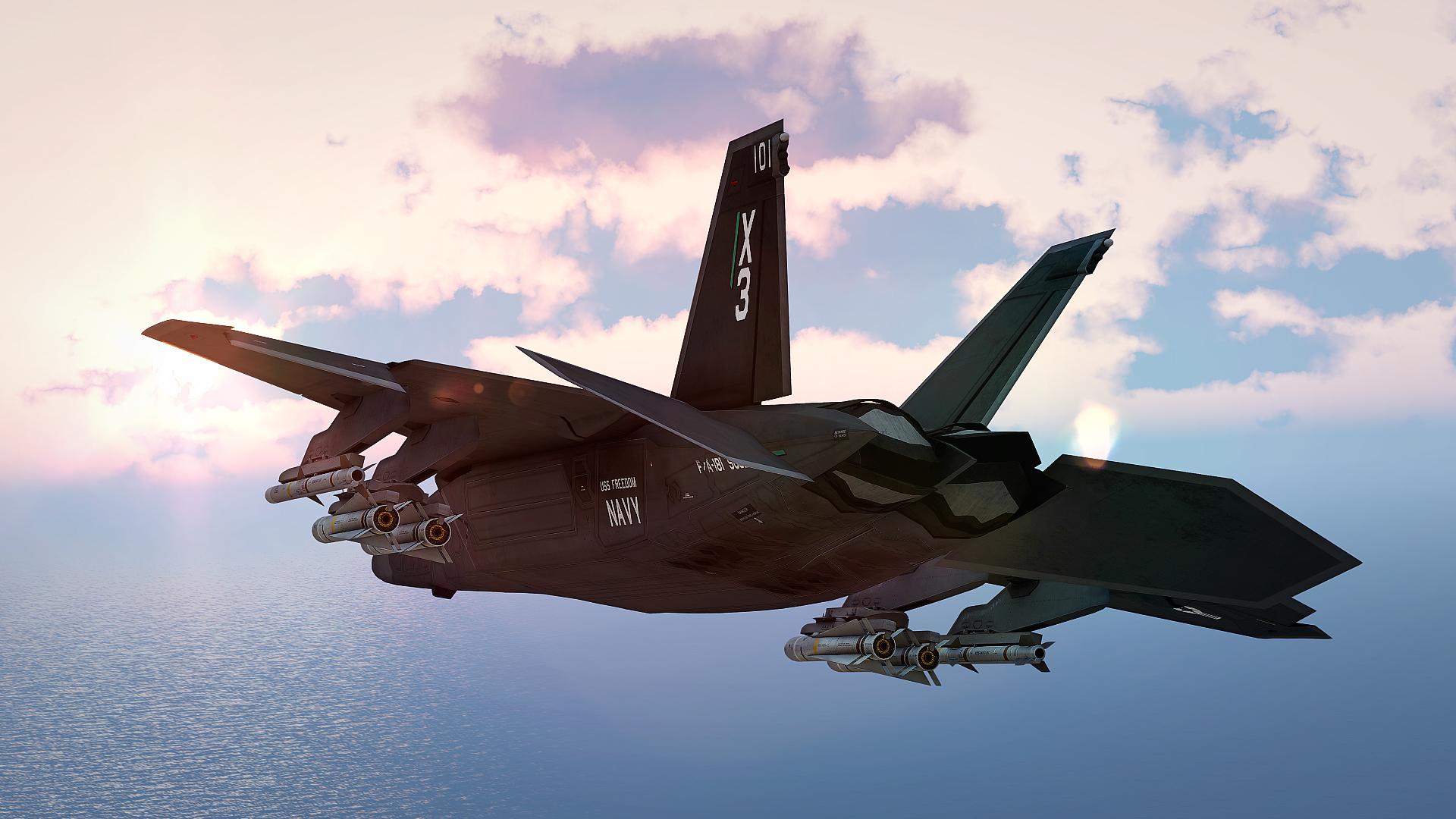 Jets DLC pro Armu 3 nabídne čtyři nové letouny, misi a bezplatný obsah pro každého 140610