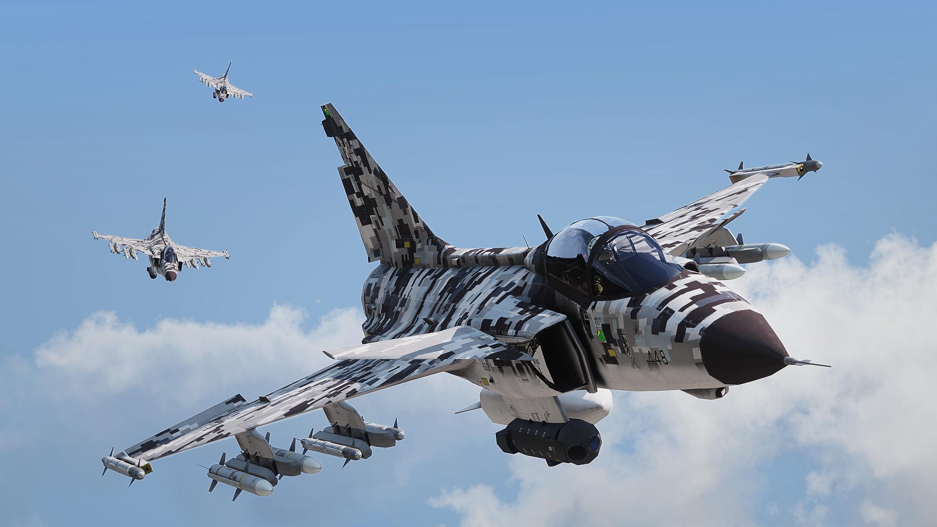 Jets DLC pro Armu 3 nabídne čtyři nové letouny, misi a bezplatný obsah pro každého 140611