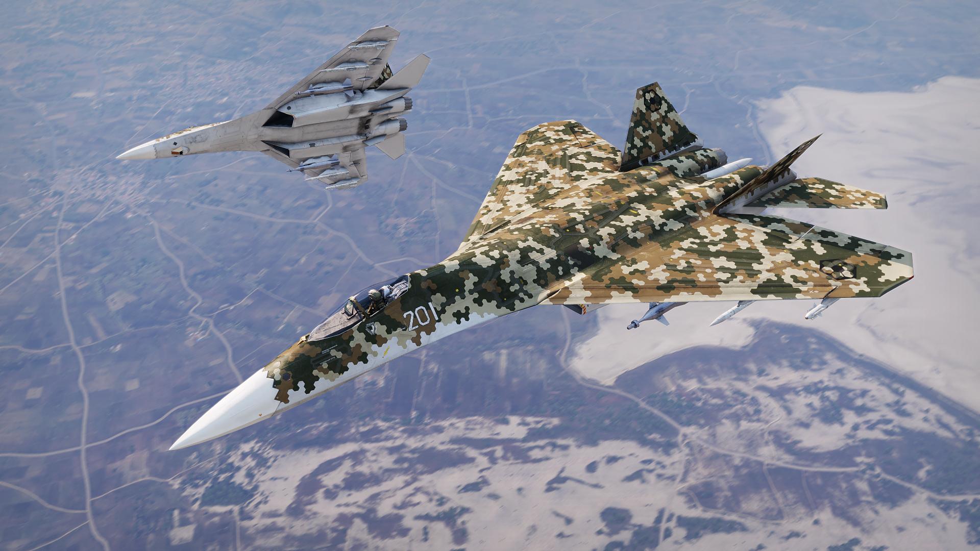 Jets DLC pro Armu 3 nabídne čtyři nové letouny, misi a bezplatný obsah pro každého 140612