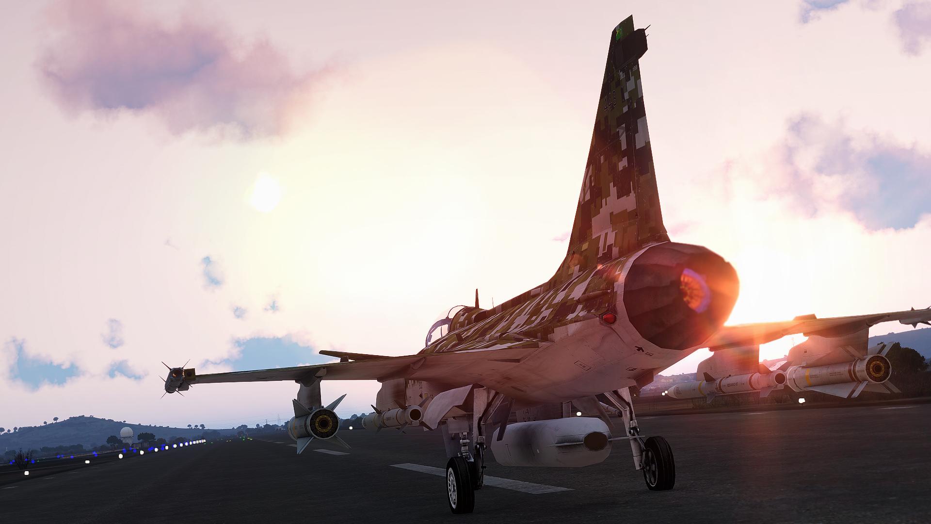 Jets DLC pro Armu 3 nabídne čtyři nové letouny, misi a bezplatný obsah pro každého 140613