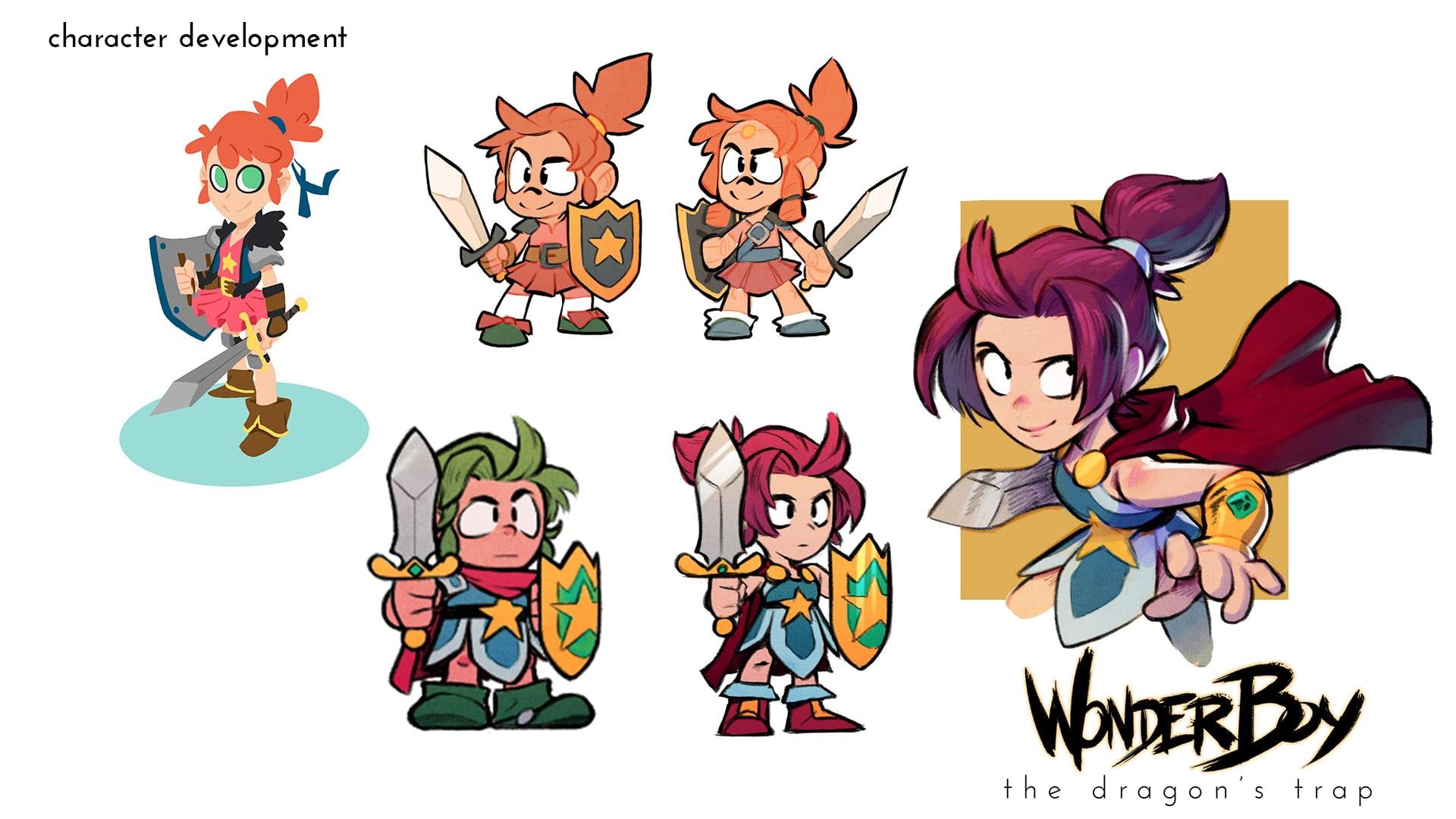 Wonder Boy nebude sám, pomůže mu Wonder Girl 140619