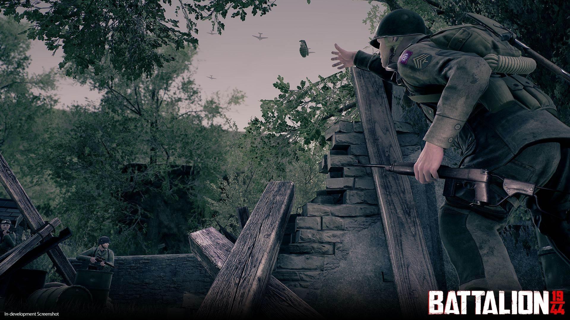 Obrázky z nadějného Battalionu 1944 140678