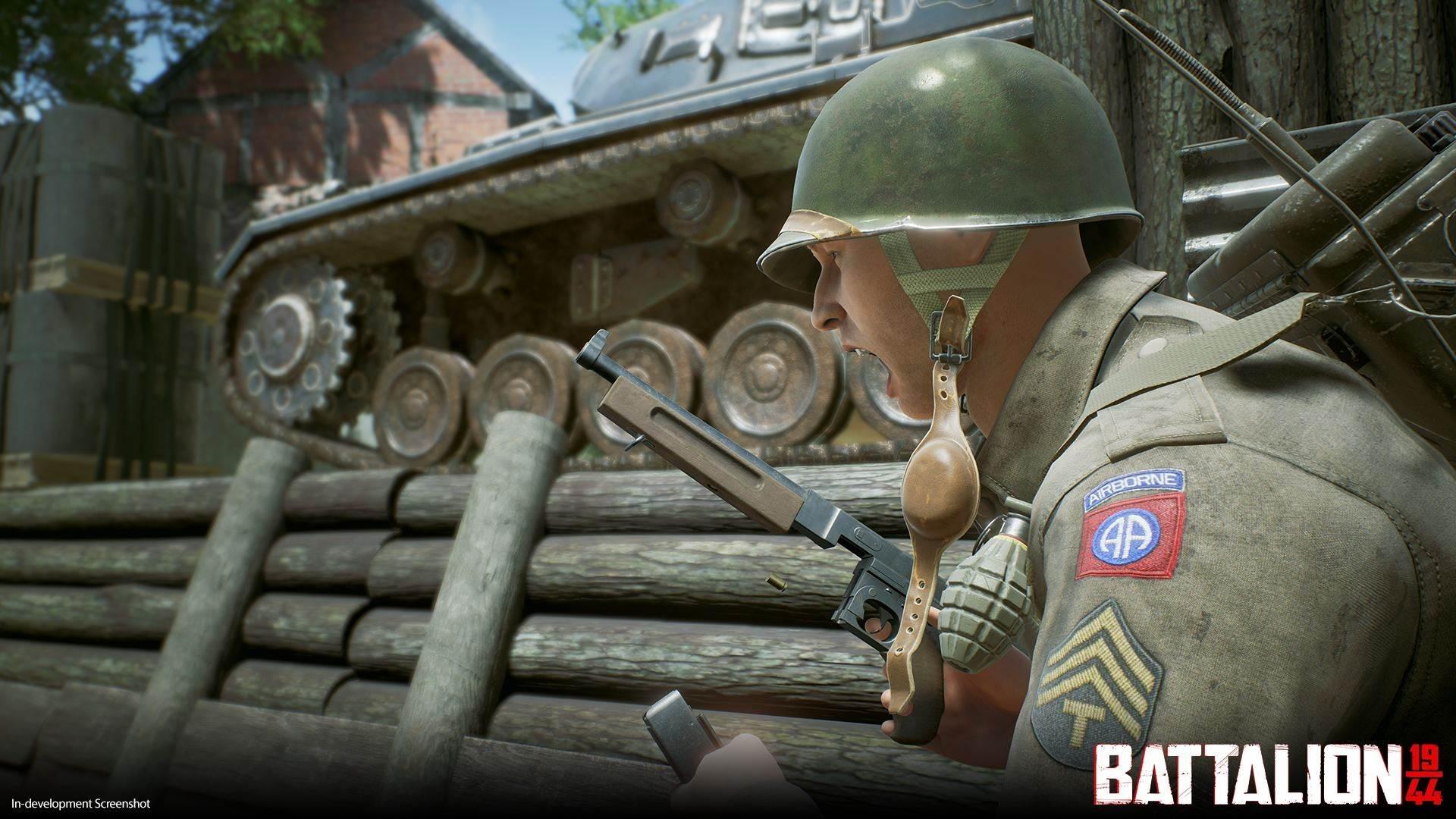 Obrázky z nadějného Battalionu 1944 140680