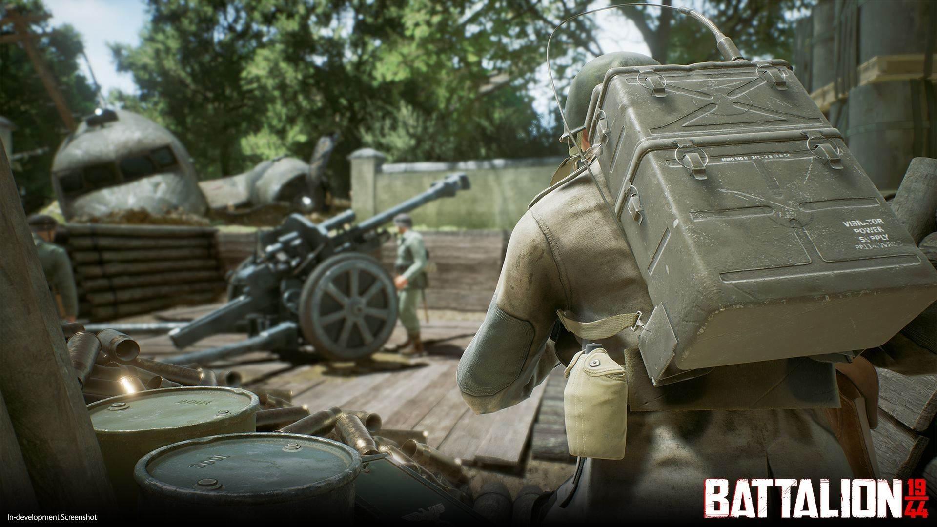 Obrázky z nadějného Battalionu 1944 140681