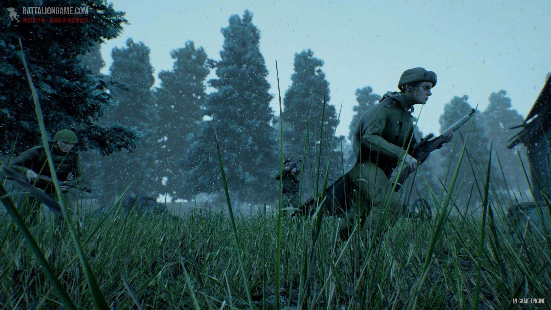 Obrázky z nadějného Battalionu 1944 140688