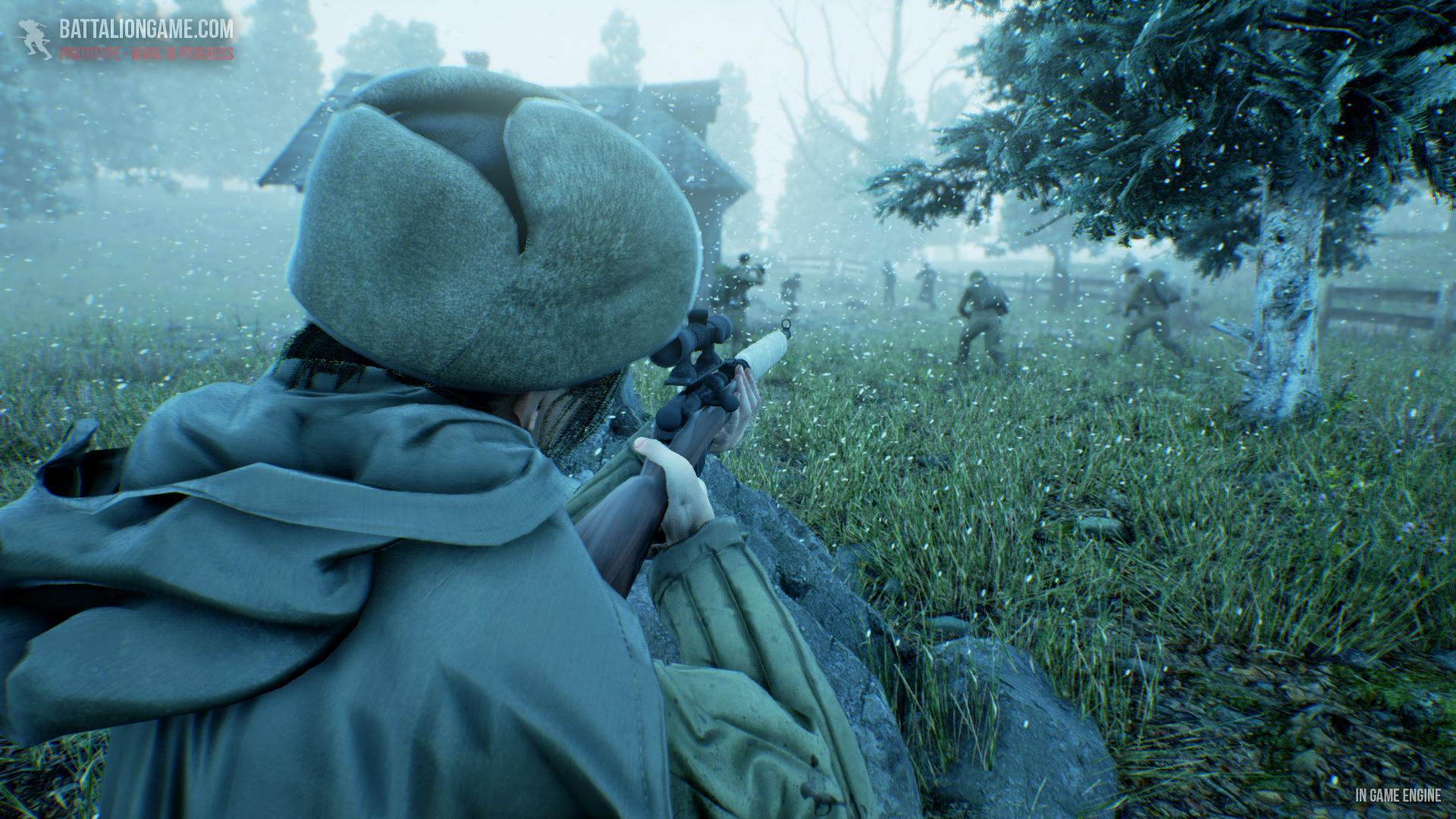 Obrázky z nadějného Battalionu 1944 140689