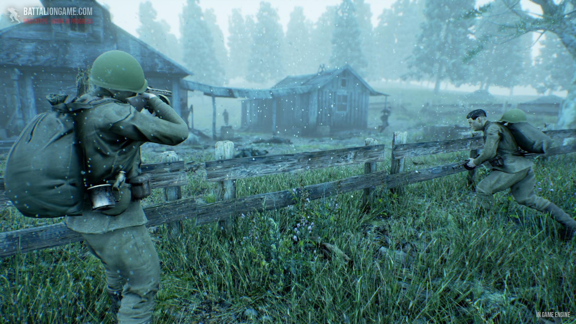 Obrázky z nadějného Battalionu 1944 140691