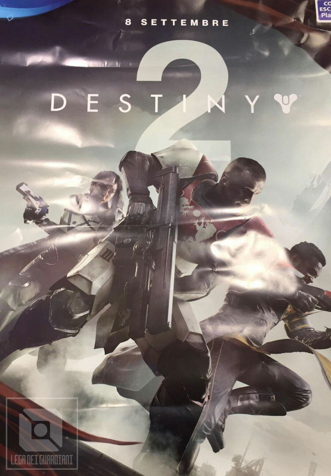 Plakát Destiny 2 odhalil datum vydání a betu 140699