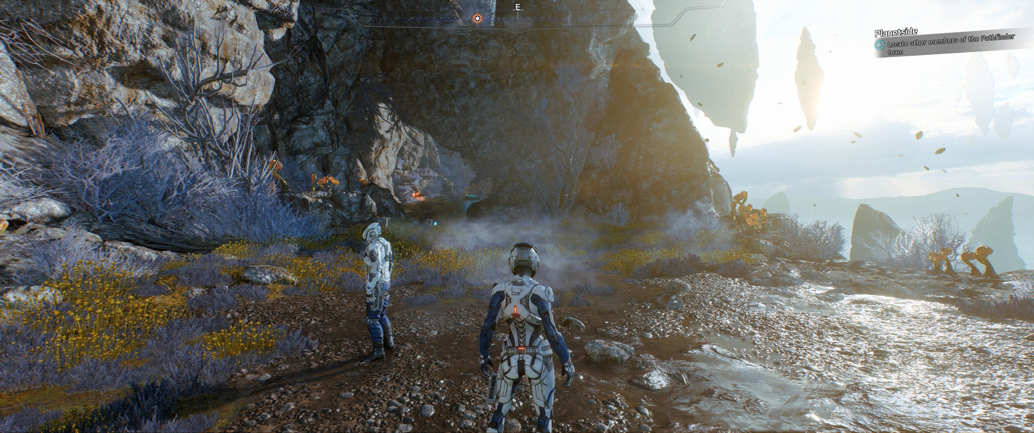 PC verze Mass Effectu: Andromeda je další výkladní skříní Frostbite enginu 140740
