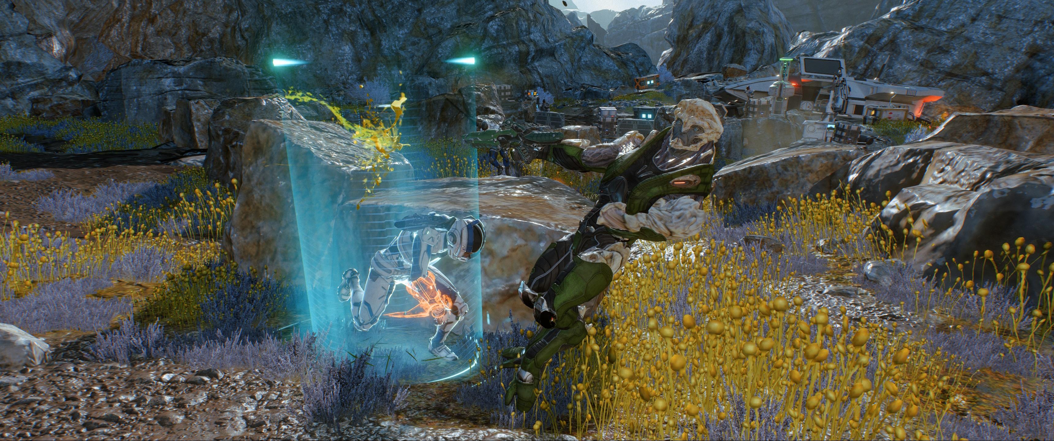 PC verze Mass Effectu: Andromeda je další výkladní skříní Frostbite enginu 140741