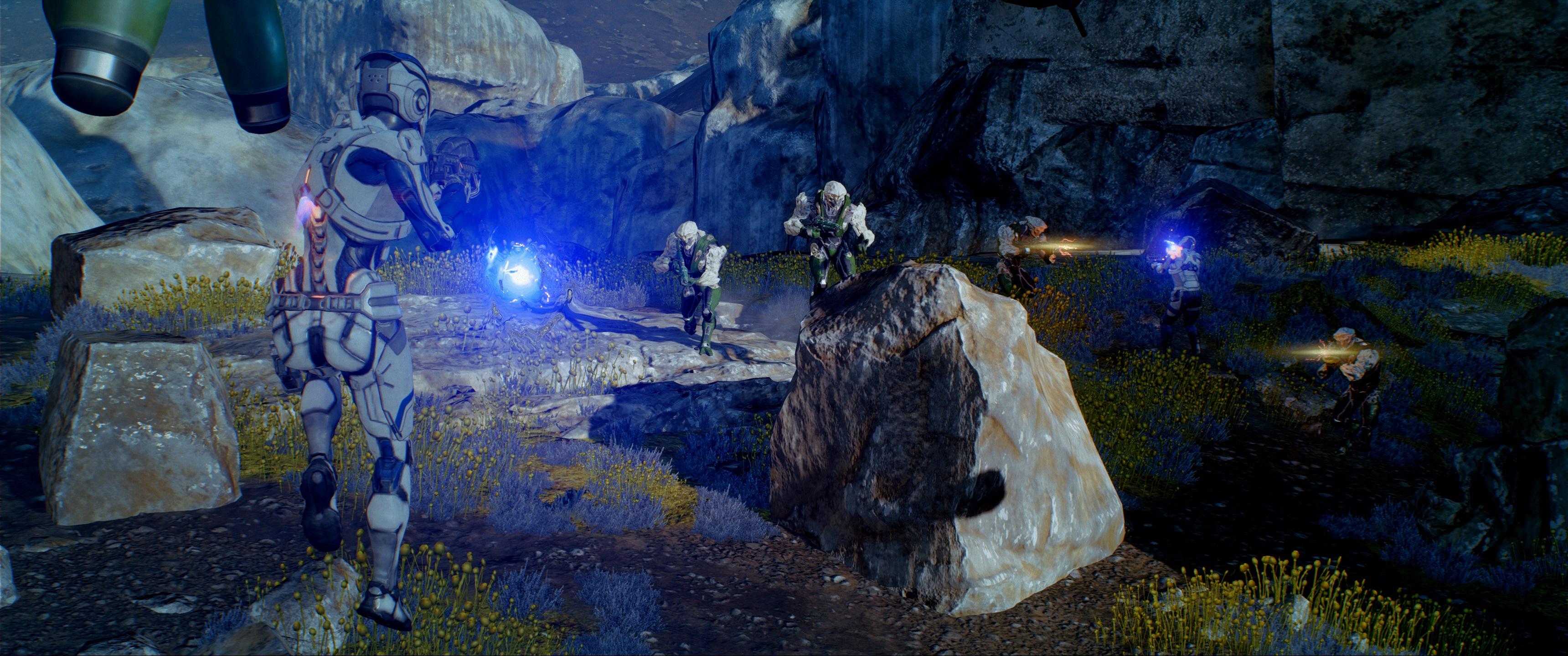 PC verze Mass Effectu: Andromeda je další výkladní skříní Frostbite enginu 140742