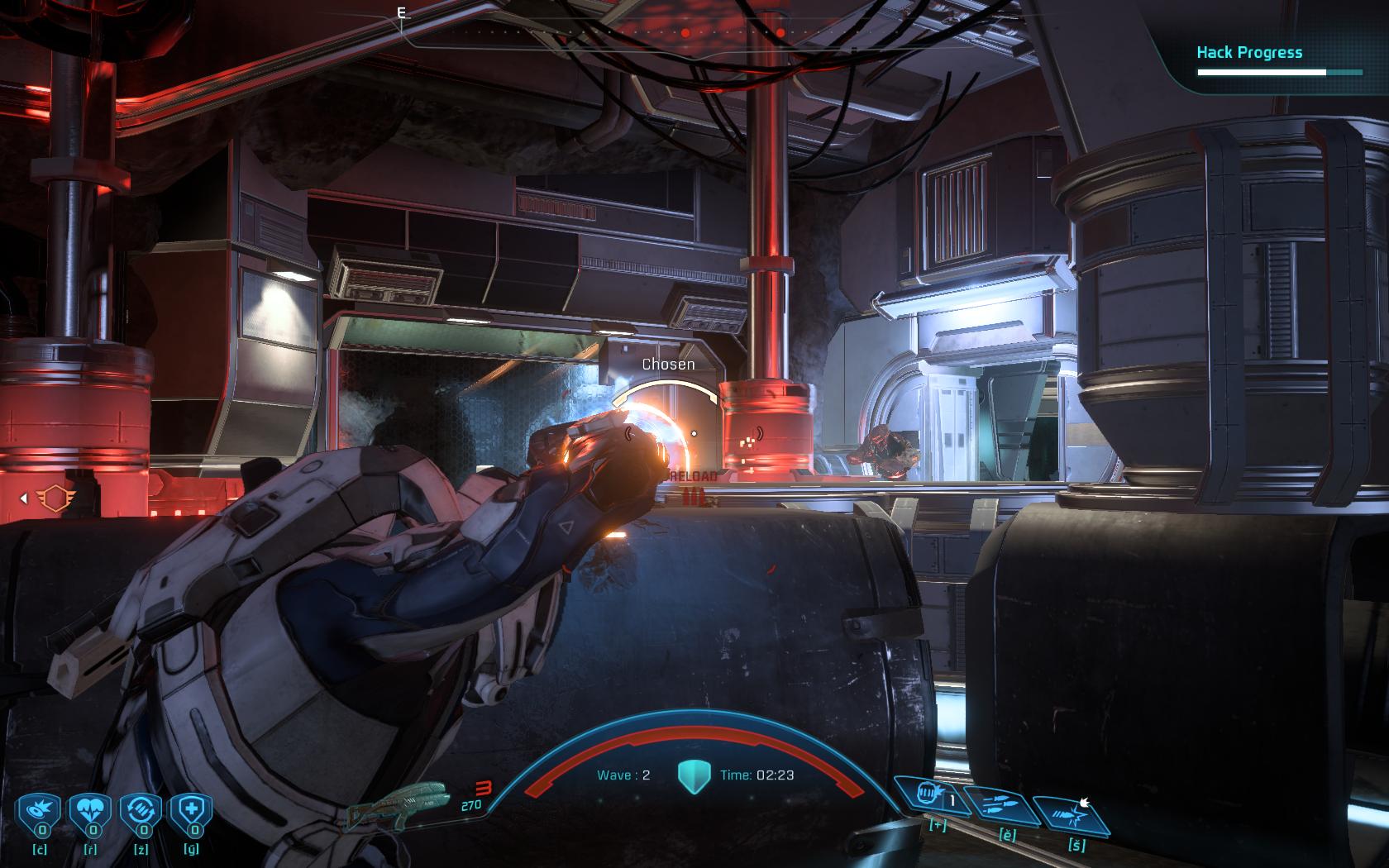PC verze Mass Effectu: Andromeda je další výkladní skříní Frostbite enginu 140743
