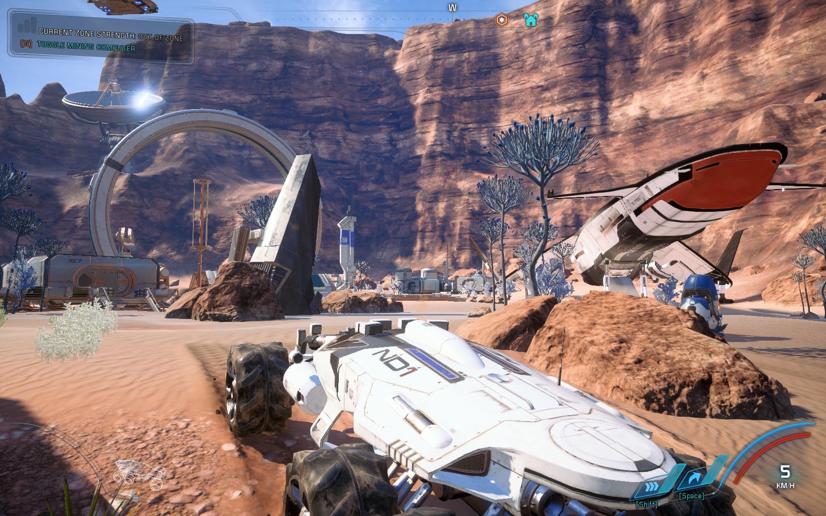 PC verze Mass Effectu: Andromeda je další výkladní skříní Frostbite enginu 140744