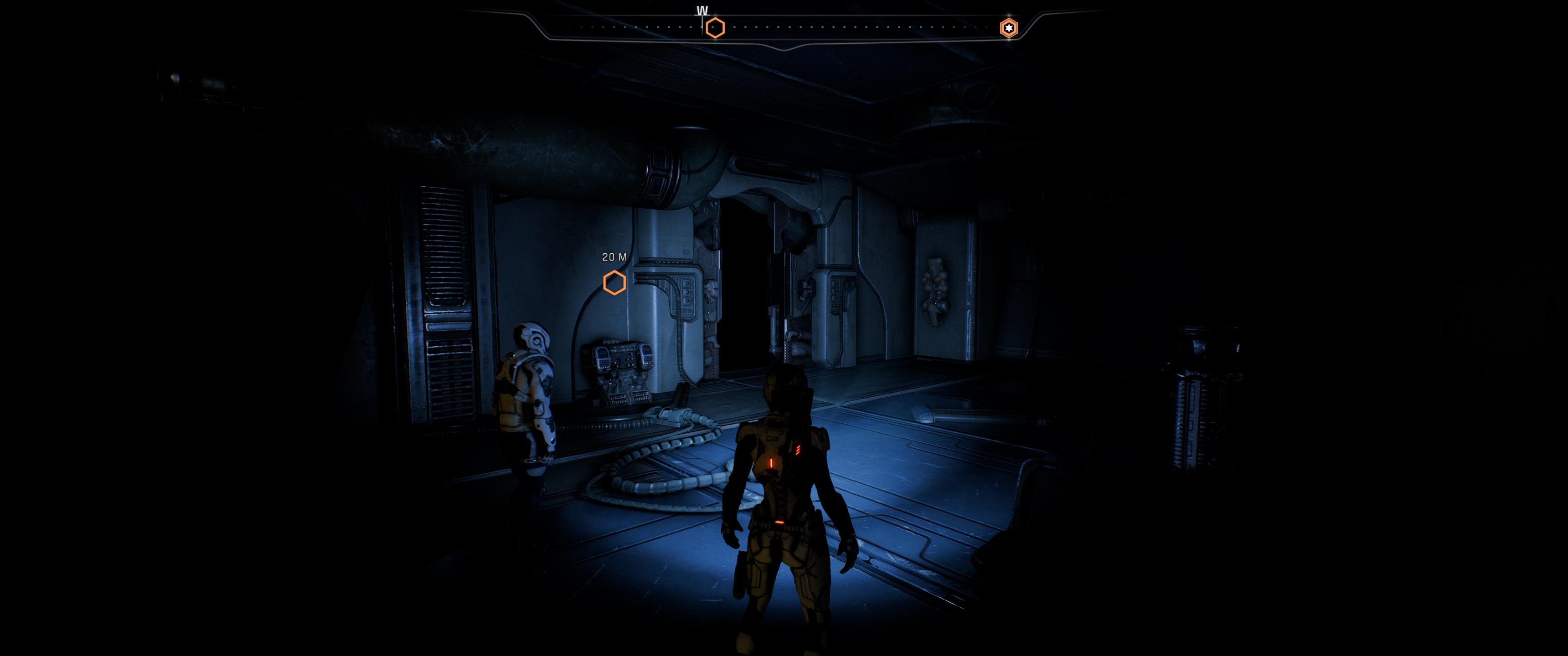 PC verze Mass Effectu: Andromeda je další výkladní skříní Frostbite enginu 140747