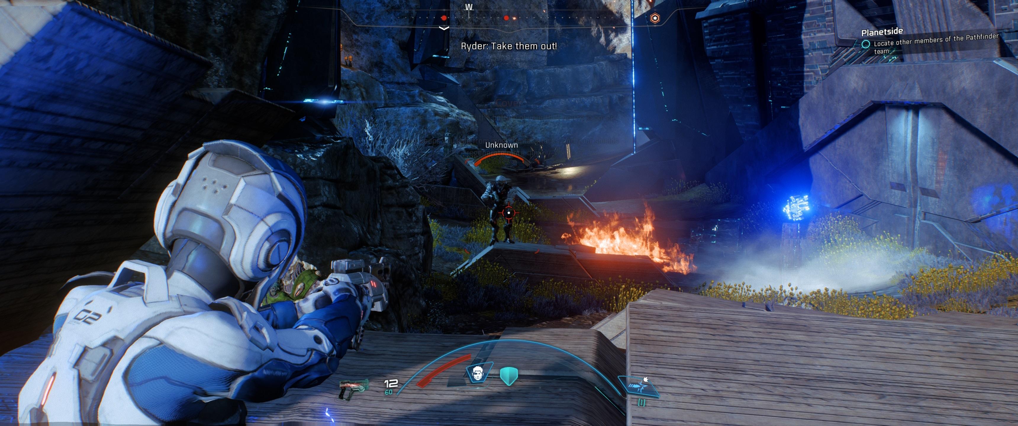 PC verze Mass Effectu: Andromeda je další výkladní skříní Frostbite enginu 140749