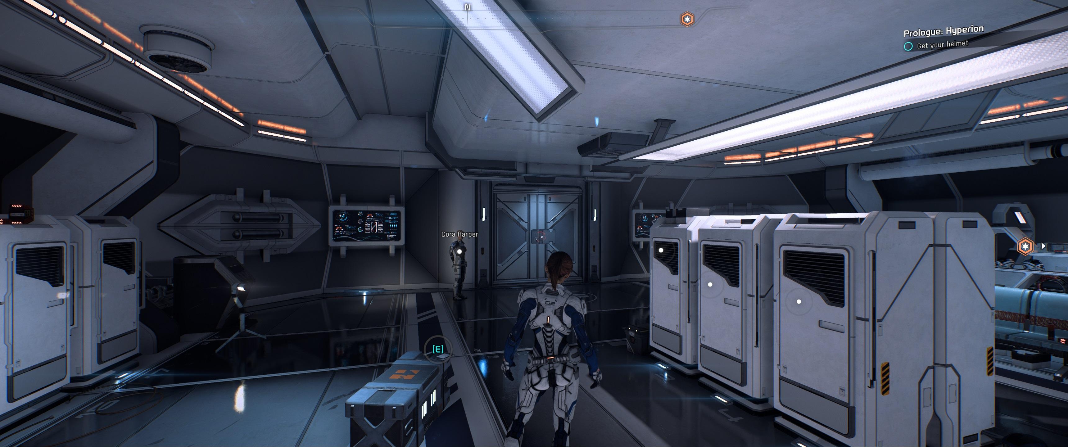 PC verze Mass Effectu: Andromeda je další výkladní skříní Frostbite enginu 140750