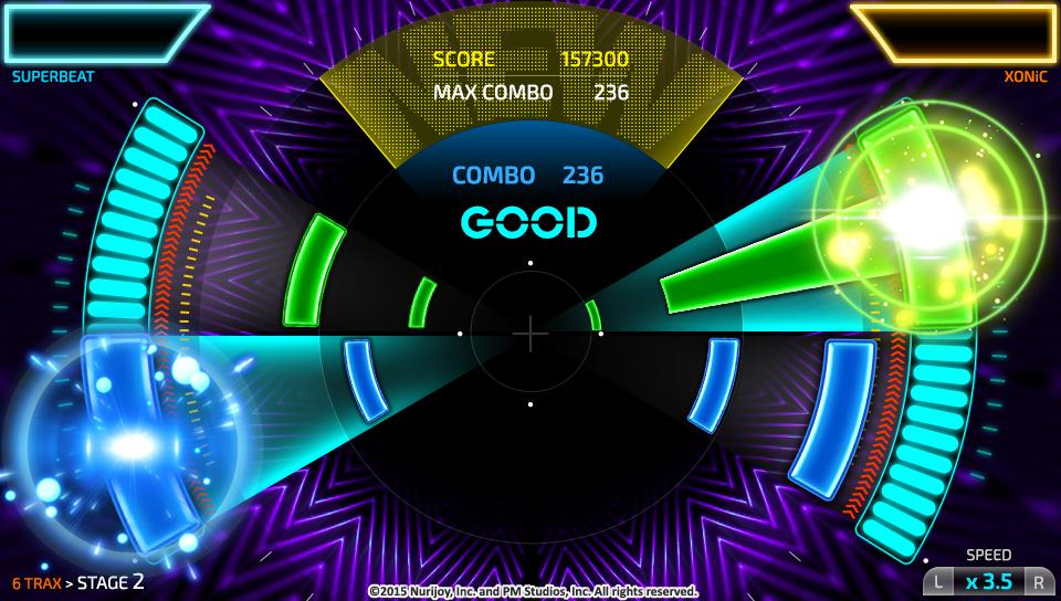Superbeat: Xonic v červnu na PS4 a Xboxu One 140851