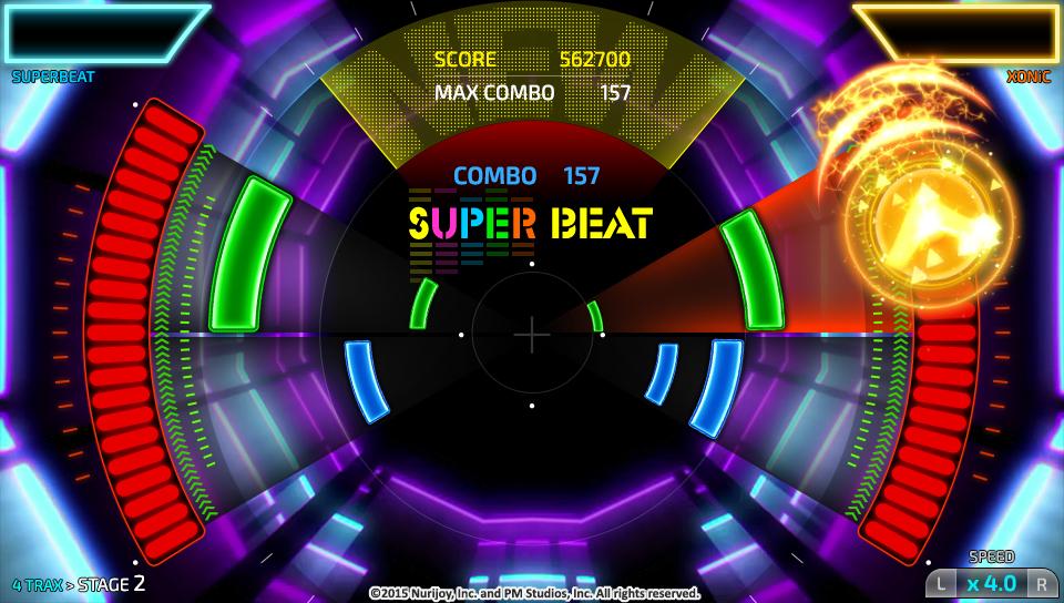 Superbeat: Xonic v červnu na PS4 a Xboxu One 140852