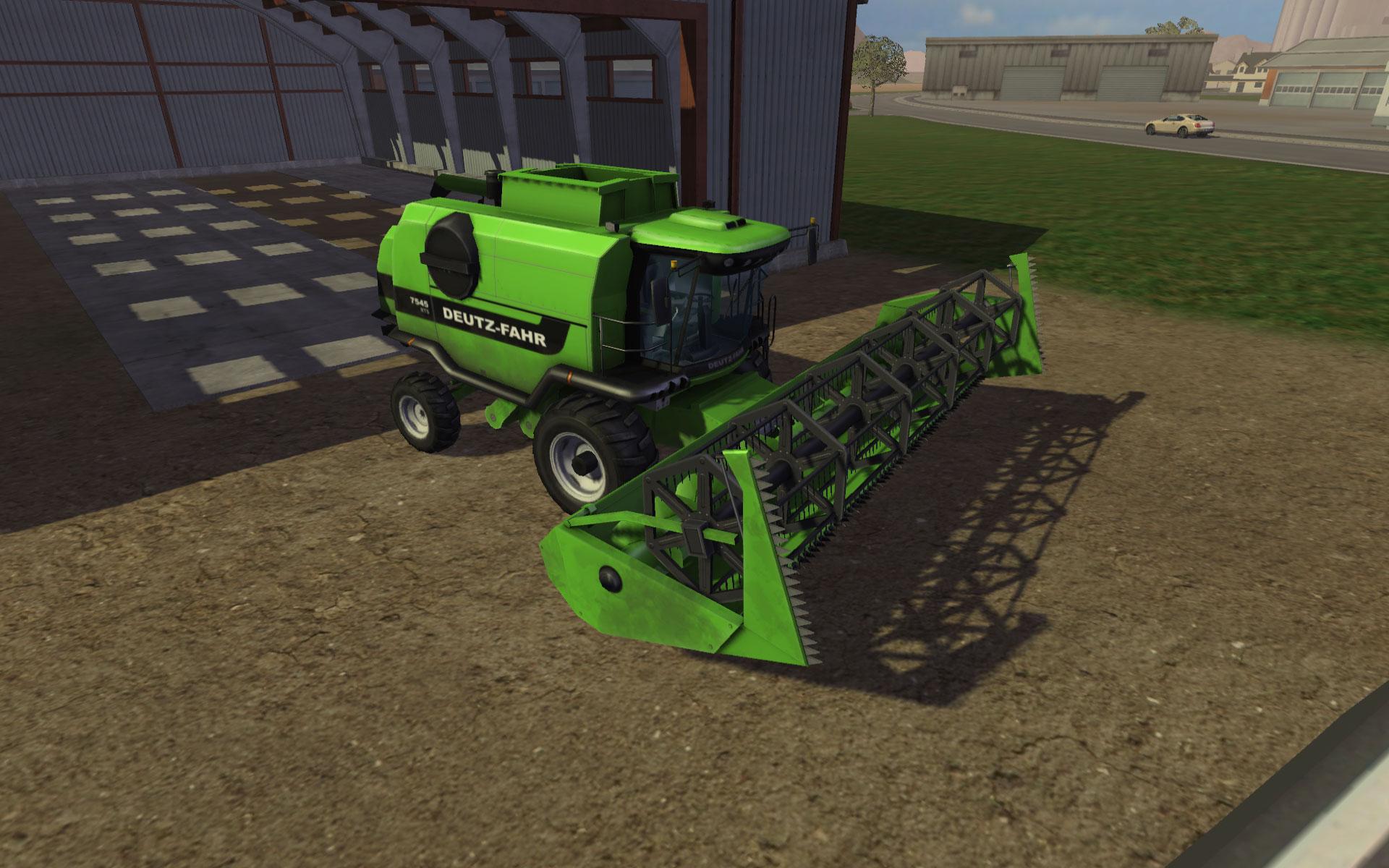 Blíží se Traktor Zetor Simulator 2011 14087