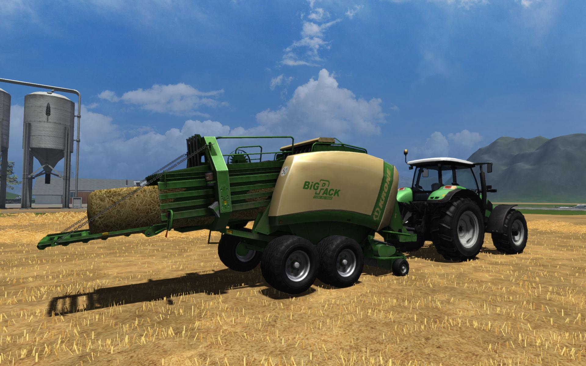 Blíží se Traktor Zetor Simulator 2011 14089