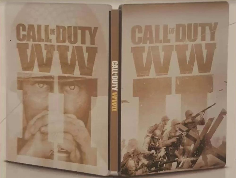 Call of Duty: WWII oficiálně potvrzeno 140897
