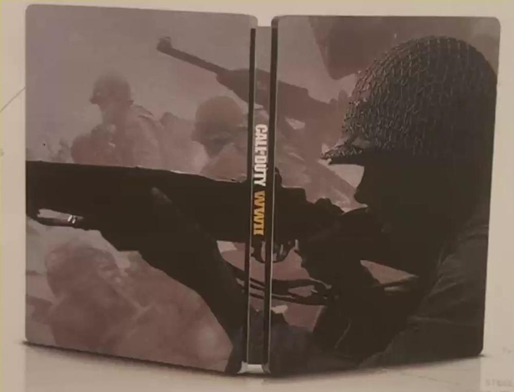 Call of Duty: WWII oficiálně potvrzeno 140898