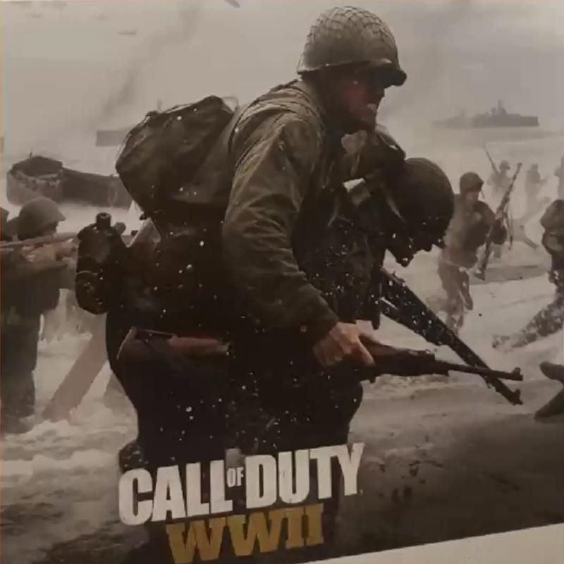 Call of Duty se má vrátit do druhé světové války s dílem WWII 140901