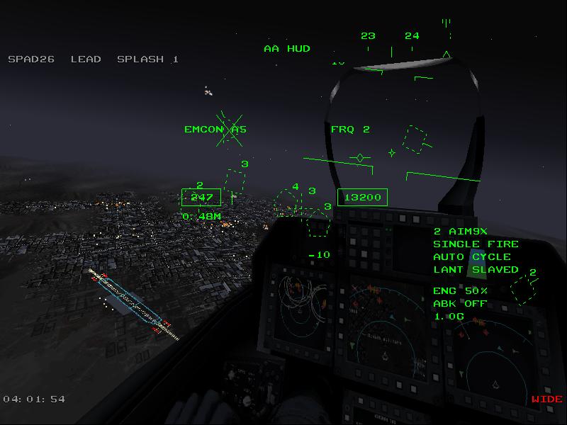 Výlet do historie a současnosti leteckých simulátorů 140926