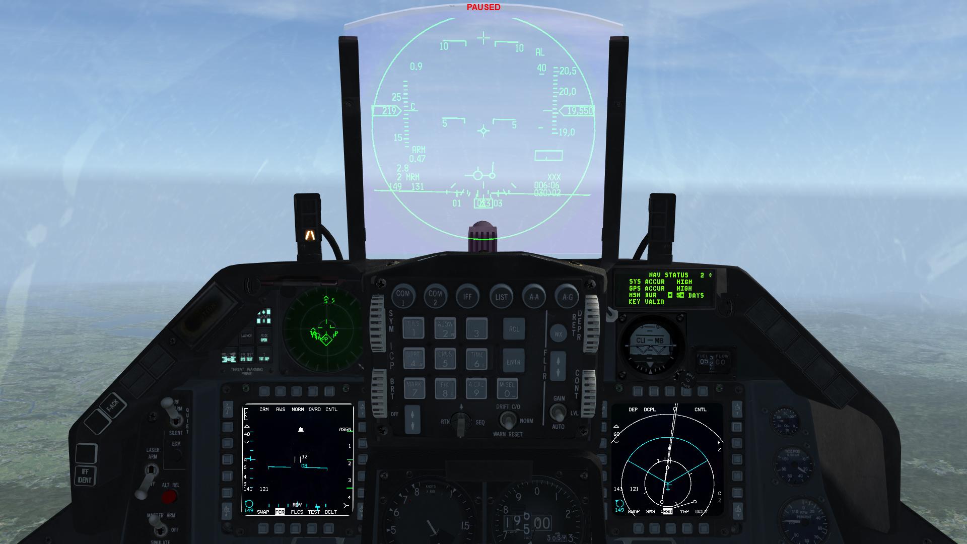 Výlet do historie a současnosti leteckých simulátorů 140928