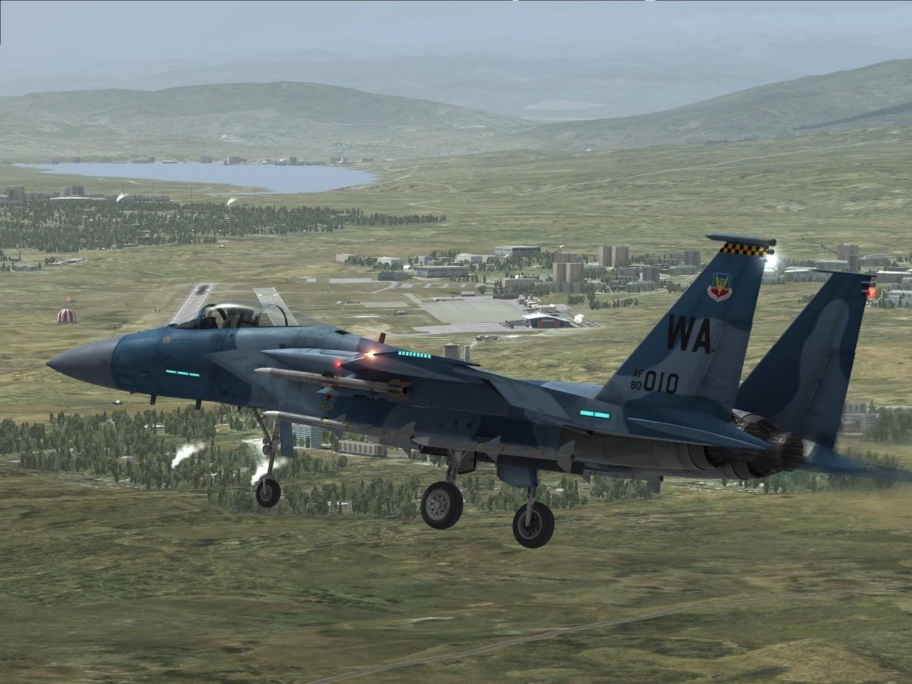Výlet do historie a současnosti leteckých simulátorů 140930