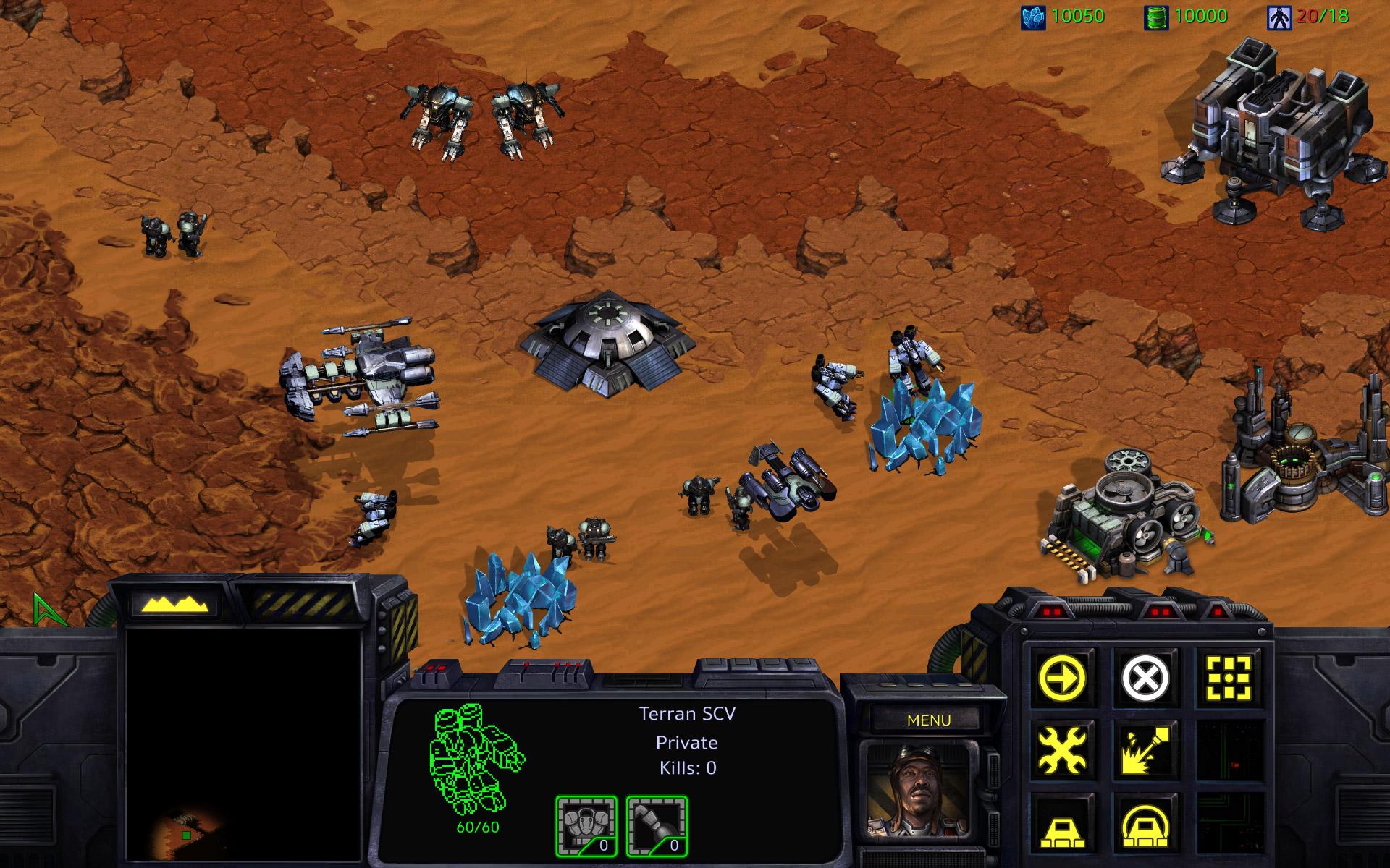 Remaster prvního StarCraftu skutečností 140939