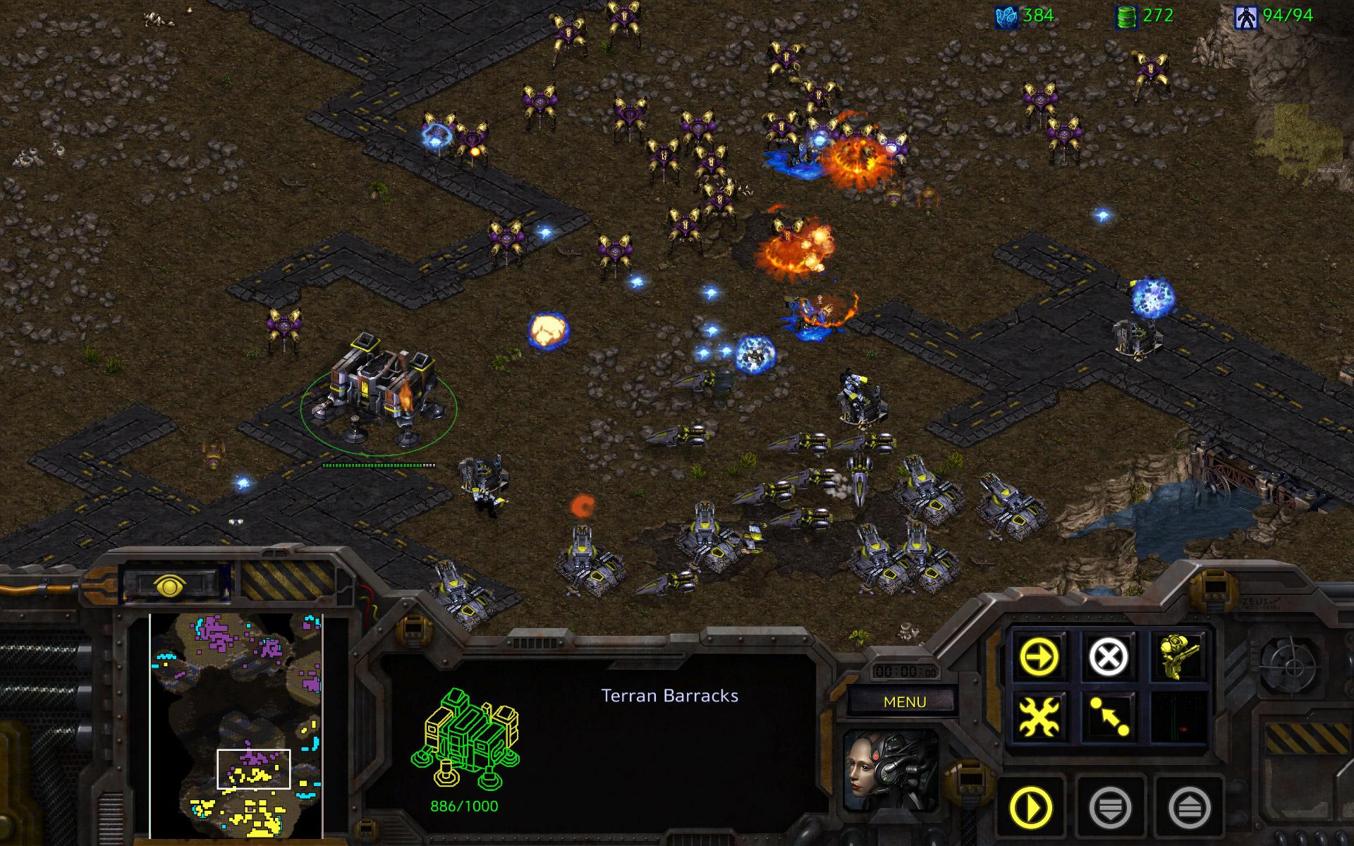 Remaster prvního StarCraftu skutečností 140940