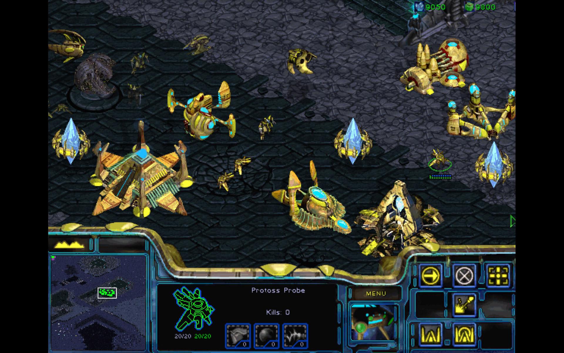 Remaster prvního StarCraftu skutečností 140942