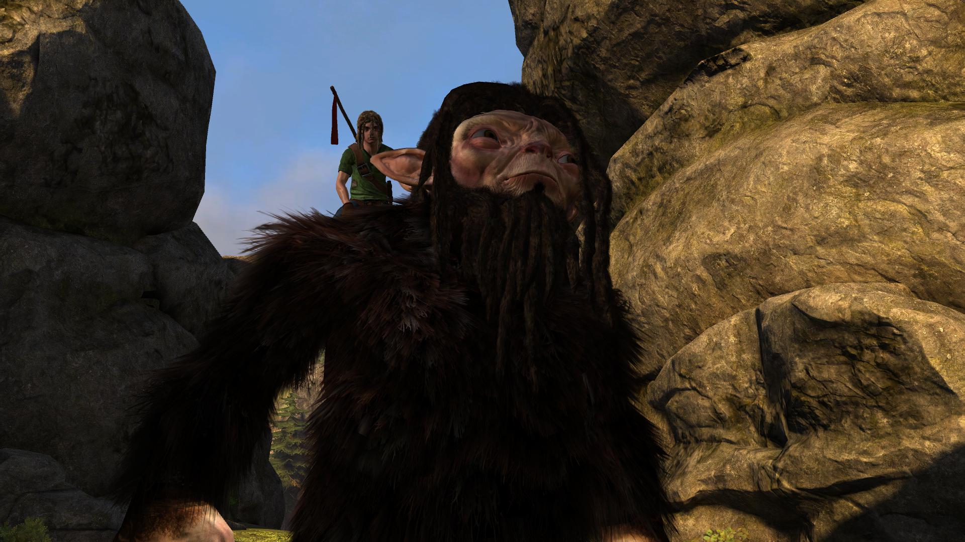 Troll and I – nevšední přátelství 140966