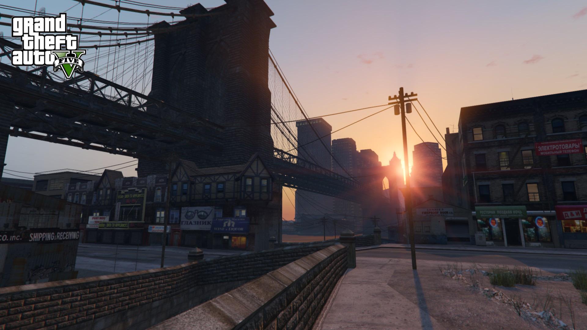 Liberty City v GTA 5 už na jaře 140970
