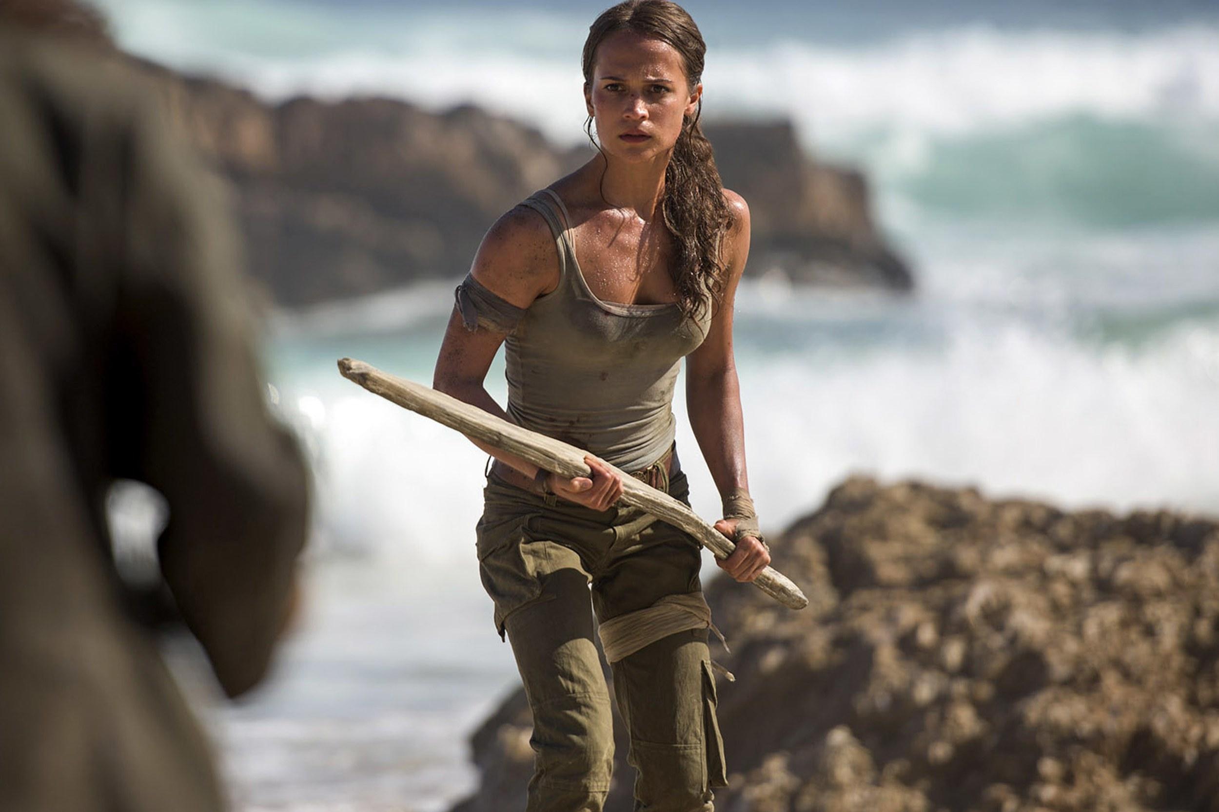 První fotografie z filmu Tomb Raider 141036