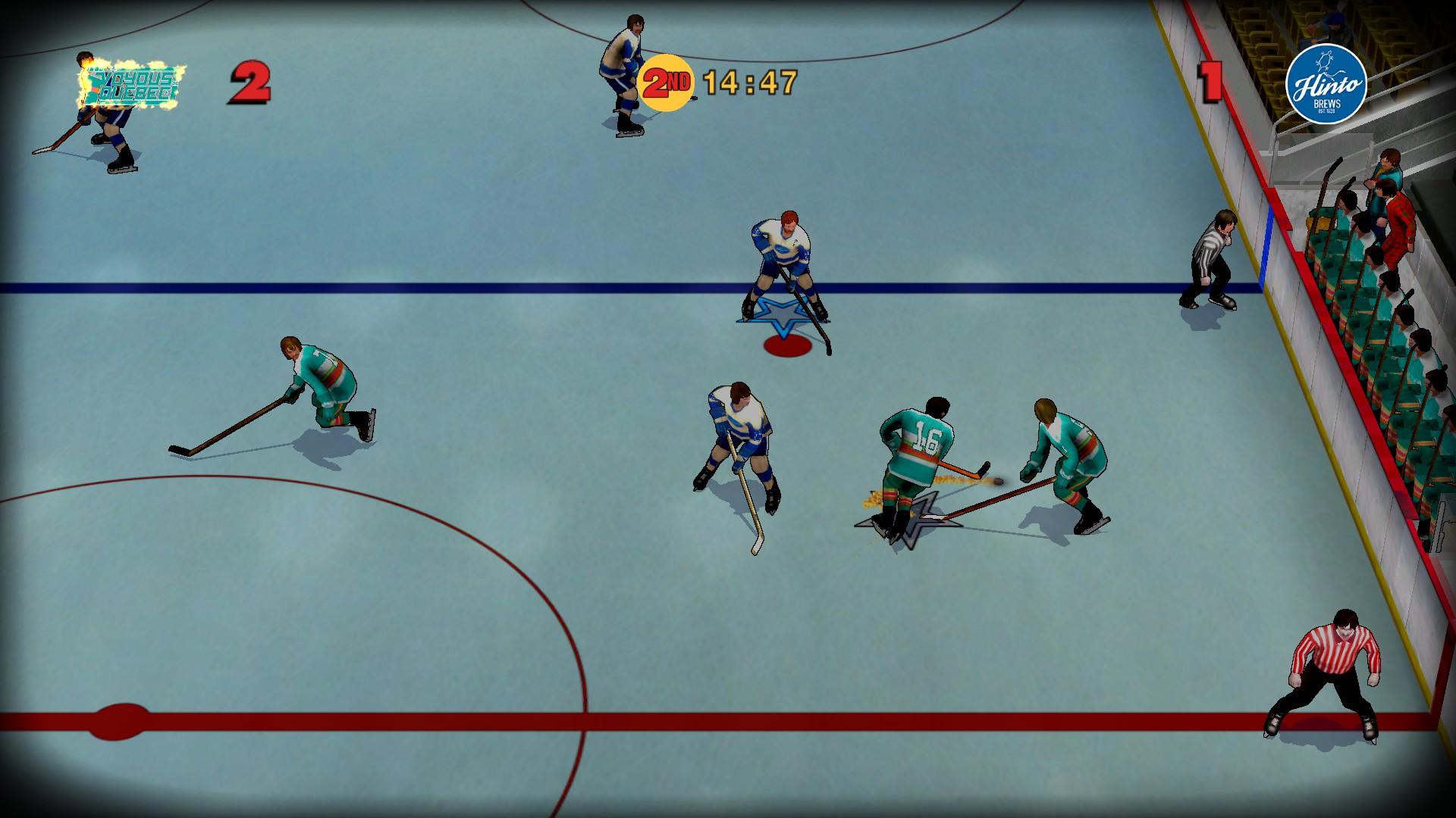 Old Time Hockey - návrat do sedmdesátek 141045