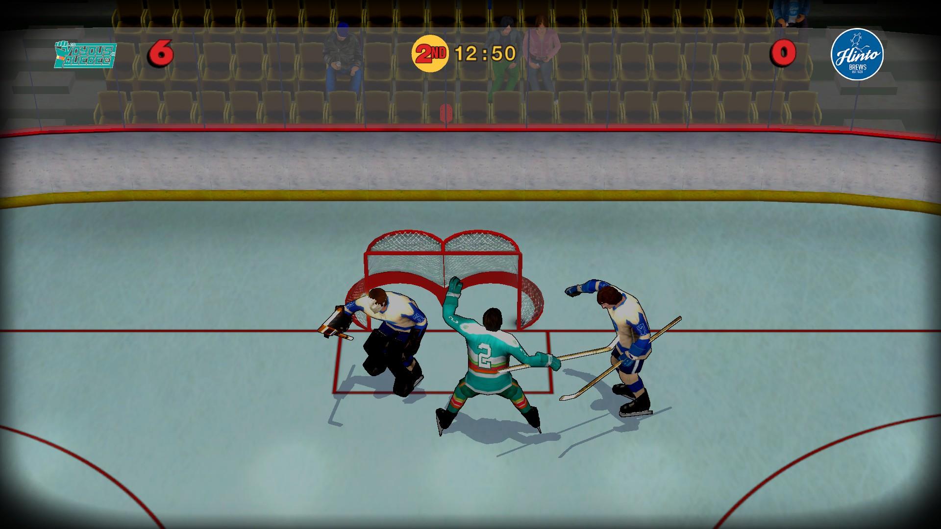 Old Time Hockey - návrat do sedmdesátek 141046