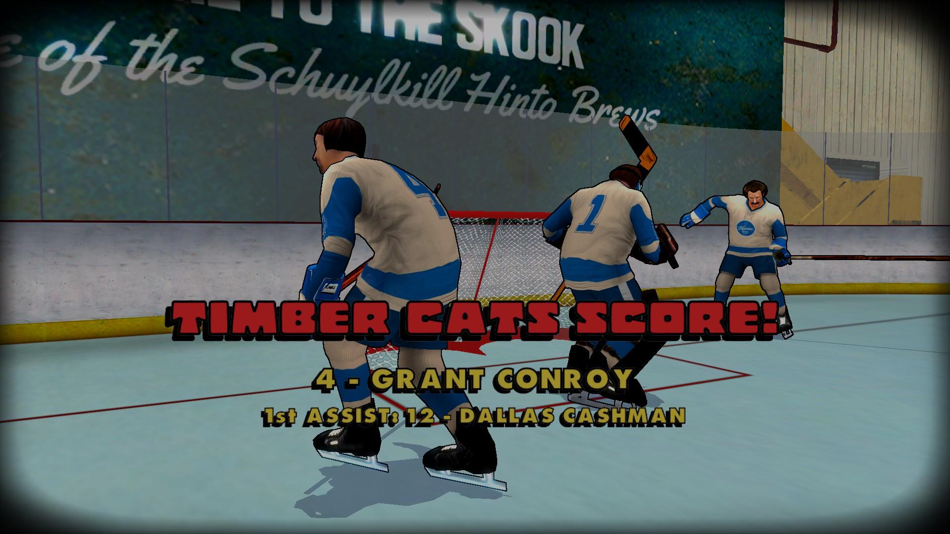 Old Time Hockey - návrat do sedmdesátek 141053