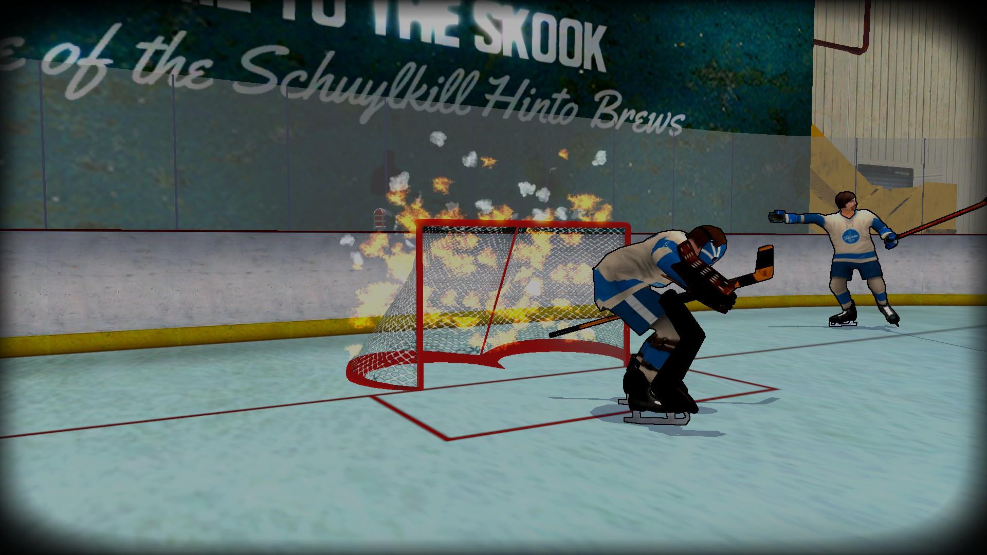 Old Time Hockey - návrat do sedmdesátek 141054