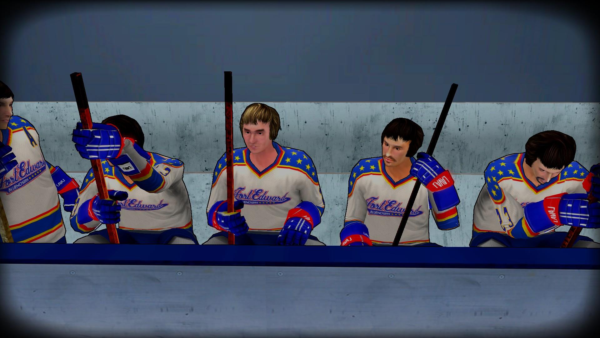 Old Time Hockey - návrat do sedmdesátek 141064