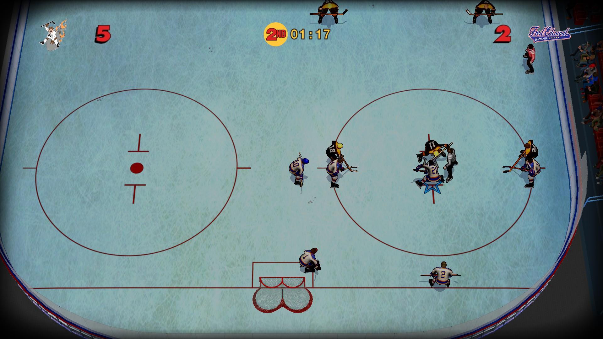 Old Time Hockey - návrat do sedmdesátek 141076