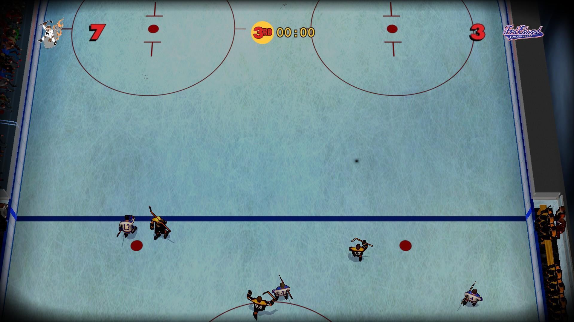 Old Time Hockey - návrat do sedmdesátek 141077