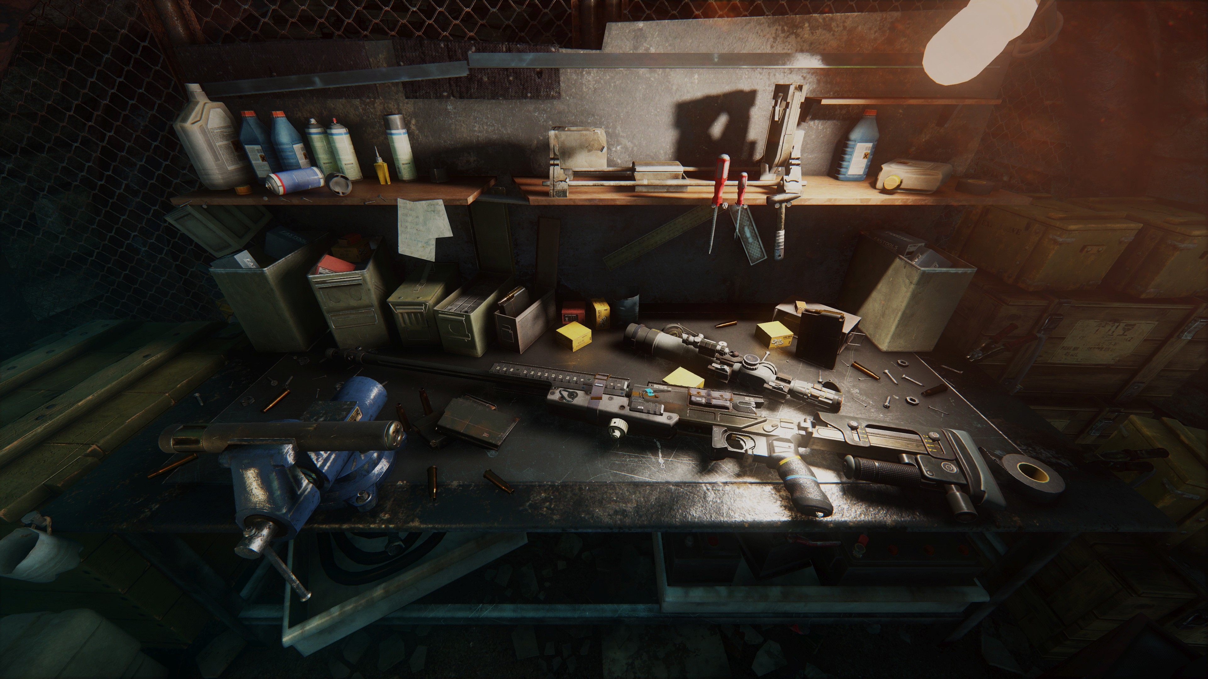 Skrýš Jona Norta ze Sniper: Ghost Warrior 3 141081