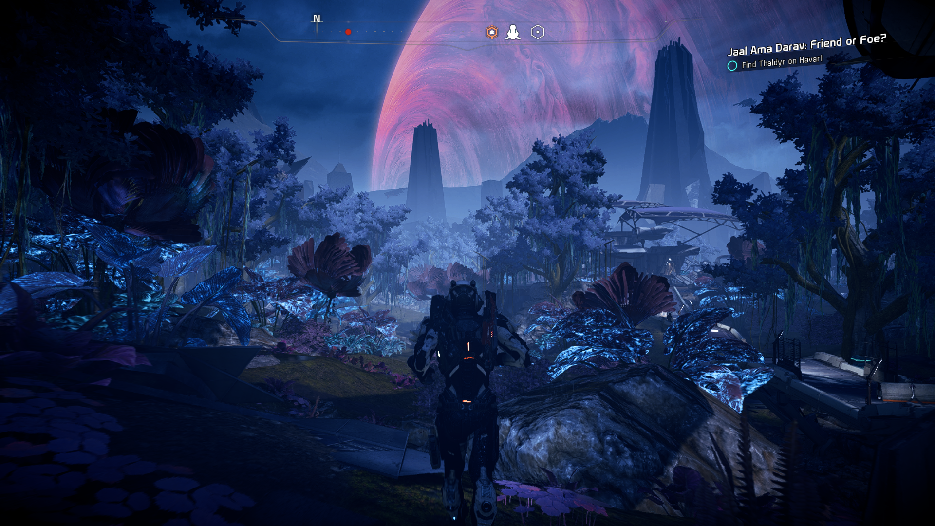 Mass Effect Andromeda - nový začátek v nové galaxii 141100