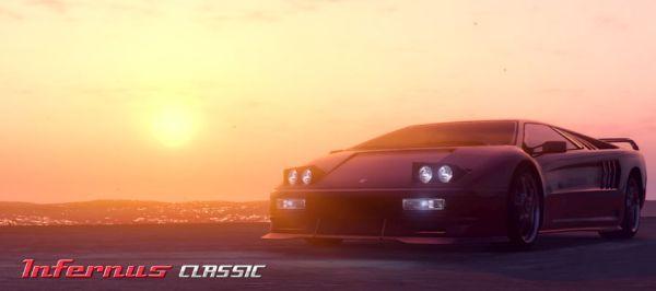 Nový sportovní vůz a Adversary mód v GTA Online 141148
